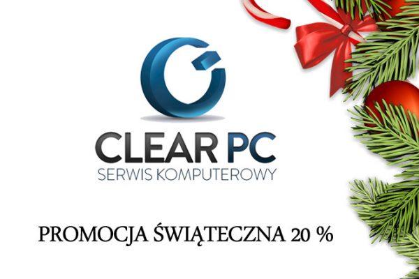serwis komputerowy - promocja