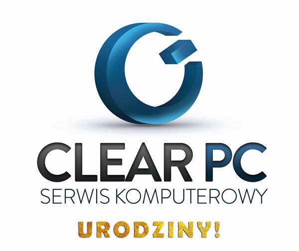 clear pc urodziny