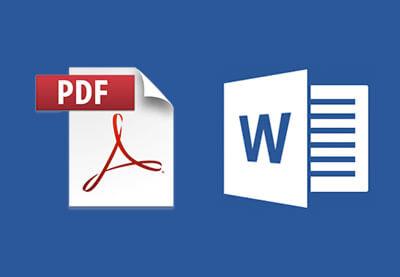 konwersja pdf do word